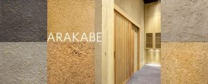 Clayworks Arakabe finish