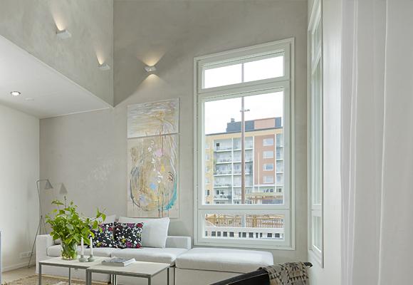 Stunning Interior at Finnish Housing Fair - Clayworks