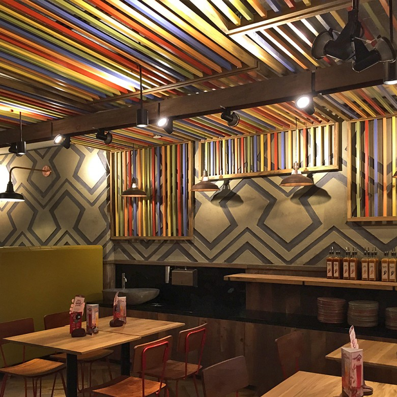 Nandos Singapore Clayworks