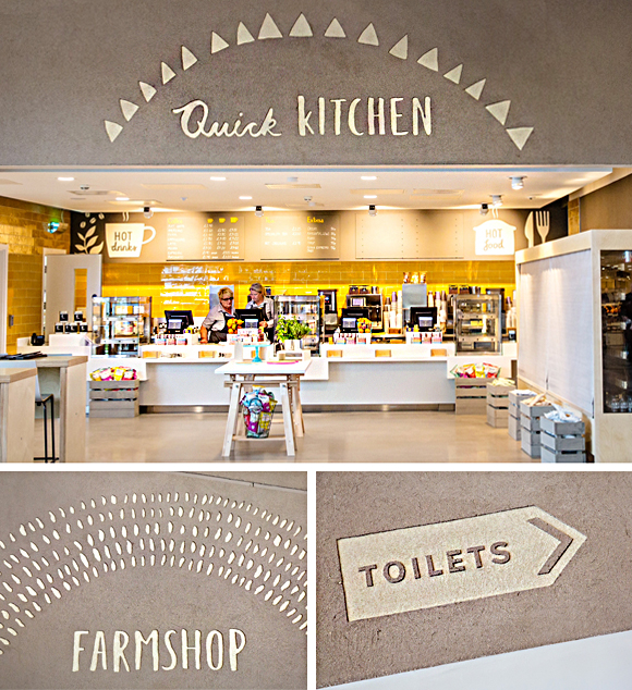 Restaurant Kitchen Wall Finishes gloucester services - clayworks