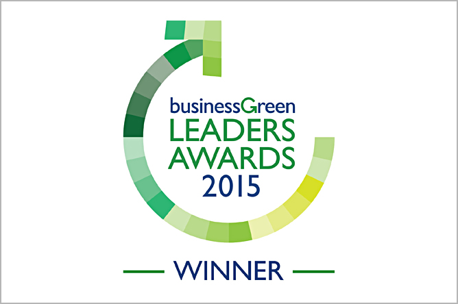 Clayworks is winner of the Business Green Leaders award