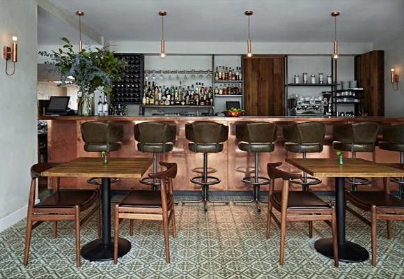Hospitality design by Designer Natasha Hawtree-Woore