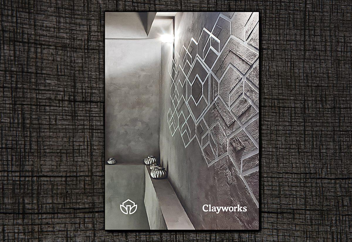 Clayworks portfolio brochure