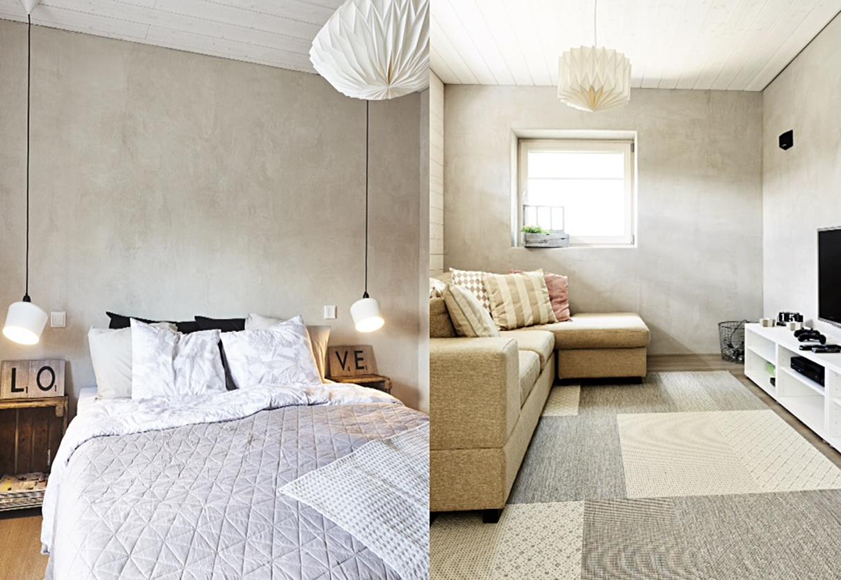 news 117 clayworks clay plaster stylish finish finland housing fair passiv haus indoor home design clayworks - News Home Design
