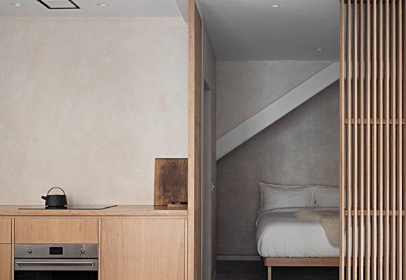 Porteous Studio designs exquisite Edinburgh interior