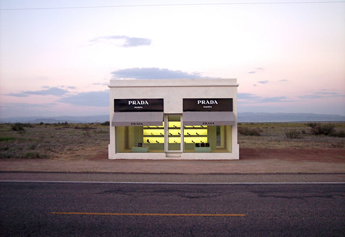 prada marfa clayworks. Black Bedroom Furniture Sets. Home Design Ideas