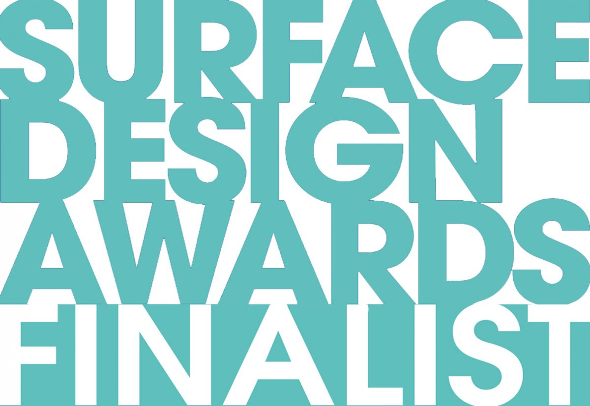 Clayworks clay plasters are finalist for Surface Design Awards 2019.