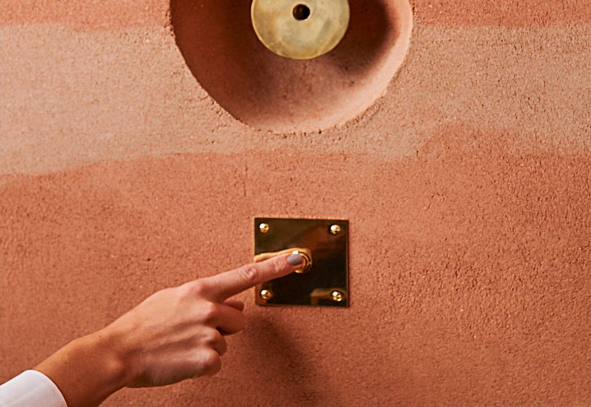 Hilton London Bankside's extraordinary interactive meeting room.
