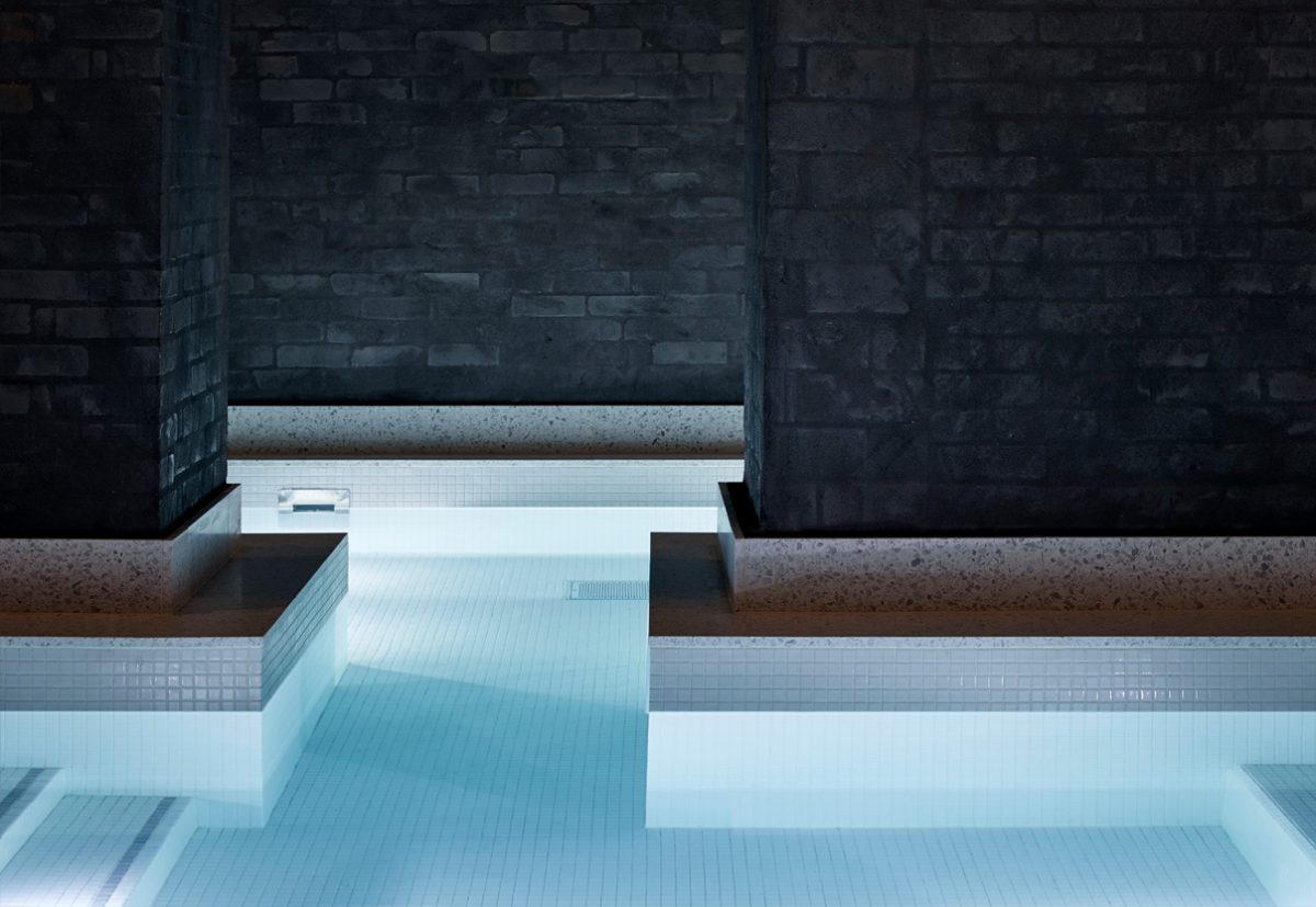 Victorian building restoration for new Jiva Spa, designed by Emil Eve Architects